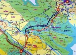 10 tỷ USD xây tuyến đường sắt cao tốc TP.HCM - Cần Thơ